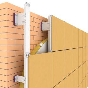 Использование профилей для вентилируемых фасадов: виды изделий